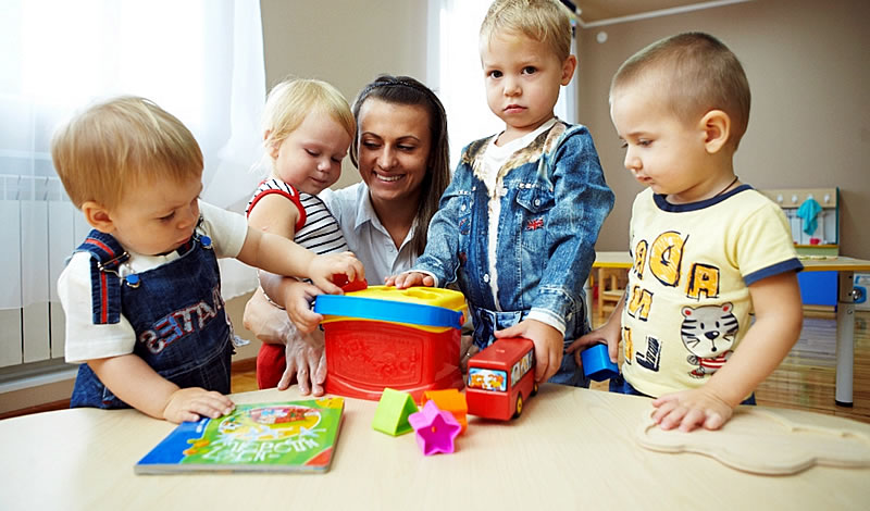 Адаптация ребенка к саду в возрасте 2-3 лет
