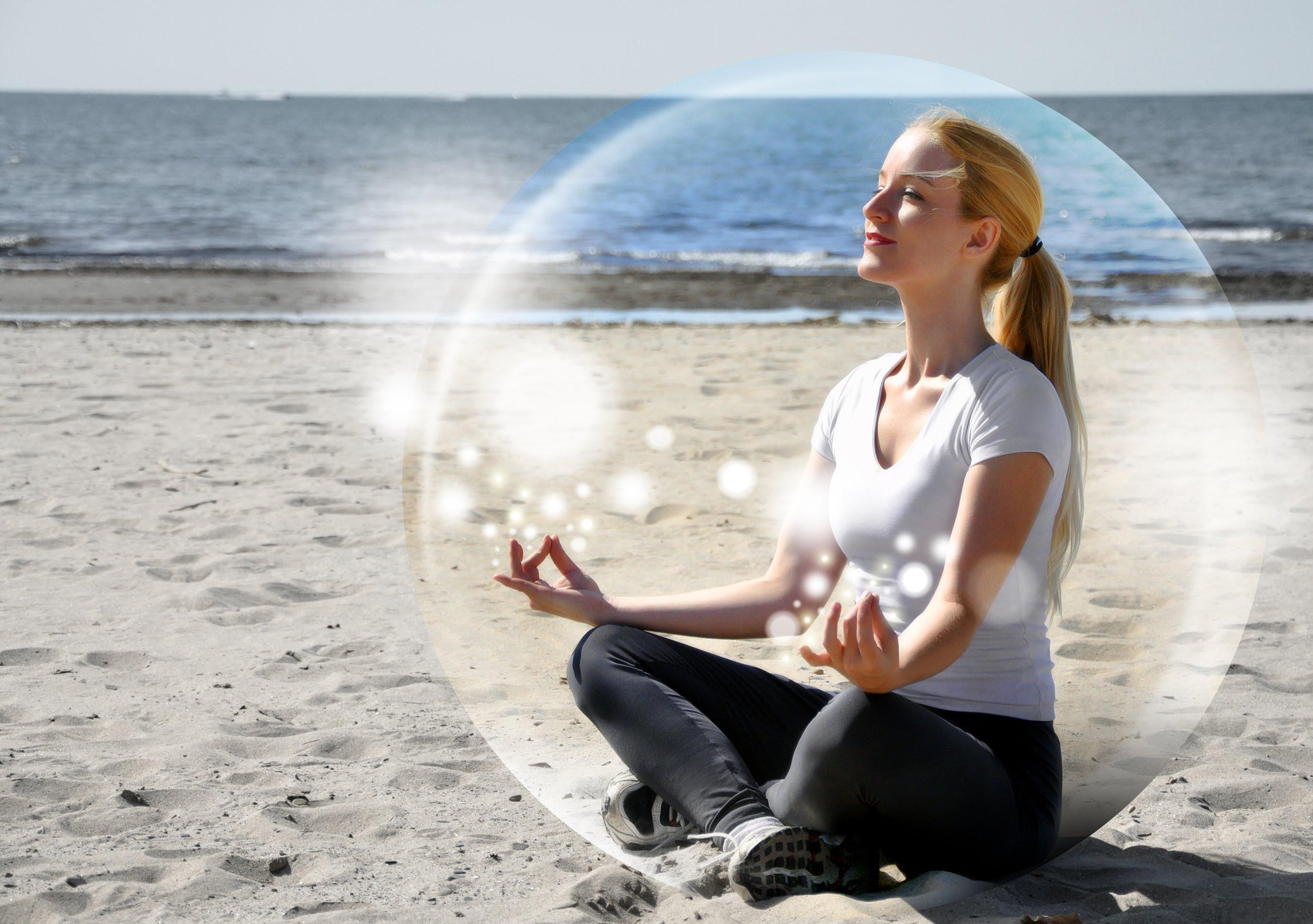 Медитация энергии