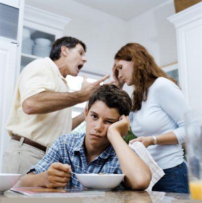 Отношения в семье