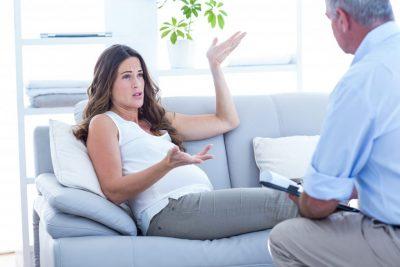 Психологическая помощь беременным женщинам