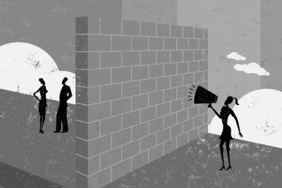 Психологический барьер в общении