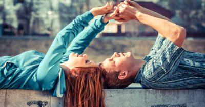 Психология первой любви