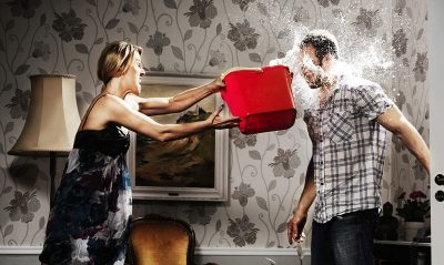 Раздражение у мужчин и женщин