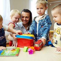 Адаптация ребенка к саду в возрасте 2-3