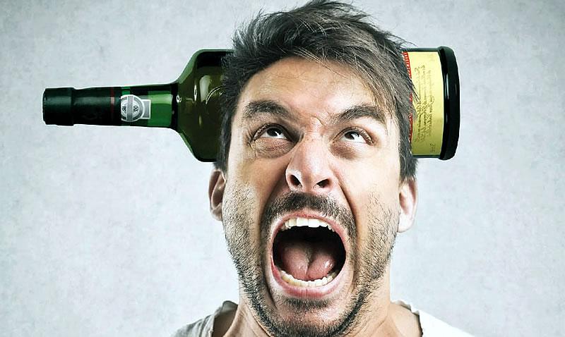Алкогольный психоз — симптомы и лечение
