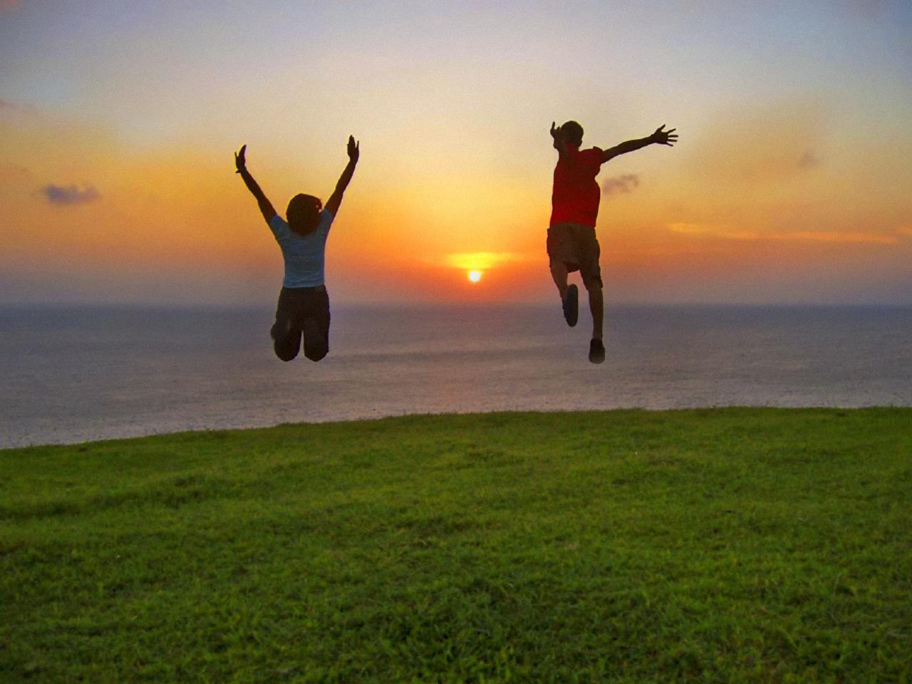научиться радоваться жизни