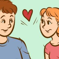 Как понять, что ты нравишься парню –